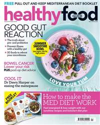 Healthy Food Guide issue July 2018