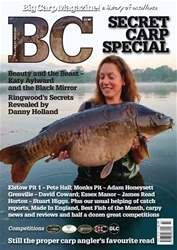 Big Carp Magazine issue Big Carp 264