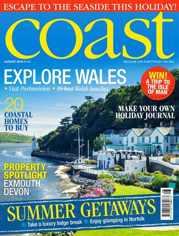 Coast issue August 2018