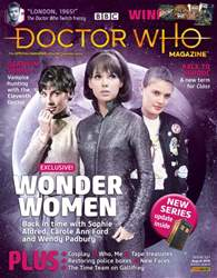 Doctor Who Magazine issue 527