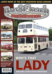 Bus & Coach Preservation issue   August 2018