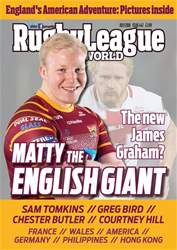 Rugby League World issue 447