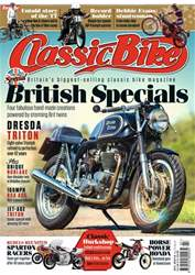 Classic Bike issue July 2018