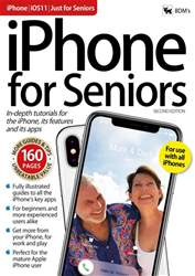 iPhone for Seniors issue iPhone for Seniors