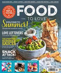 Food To Love issue July 2018