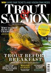 Trout & Salmon issue August 2018