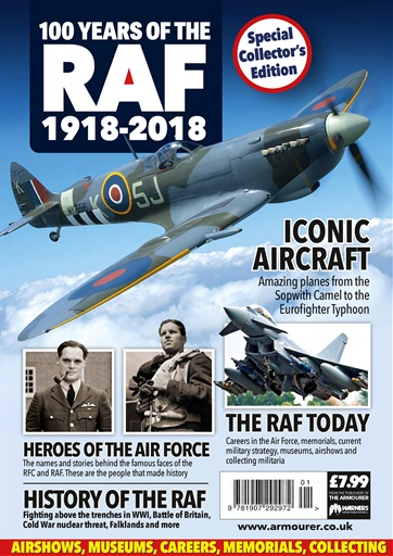 100 Years Of The RAF Preview