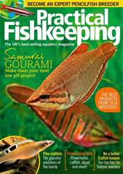 Practical Fishkeeping issue August 2018