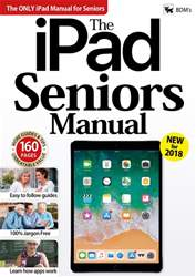 iPad Seniors Manual issue iPad Seniors Manual