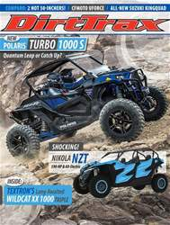 Dirt Trax Magazine issue Volume 19 Number 3