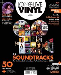 Long Live Vinyl issue Aug-18