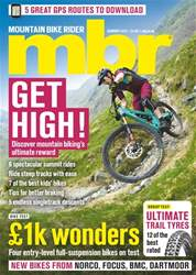 Mountain Bike Rider issue Summer 2018