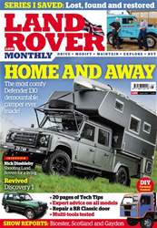 Land Rover Monthly issue August 2018