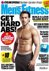 Men's Fitness issue August 2018