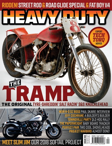 Heavy Duty Preview