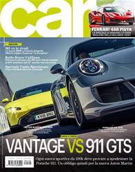 CAR magazine Italia issue CENTODUE