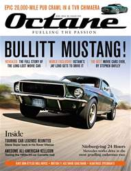 Octane issue August 2018