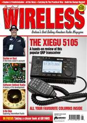 Practical Wireless issue August 2018