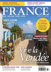 France issue AUG 18