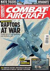 Combat Aircraft issue   August 2018