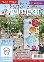Craft Stamper issue Aug-18