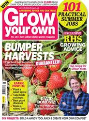 Grow Your Own issue Aug-18