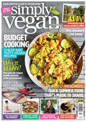 Simply Vegan issue August 2018