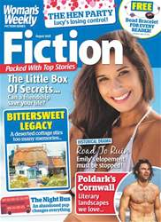 Womans Weekly Fiction Special issue August 2018