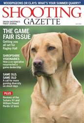 Shooting Gazette issue July 2018