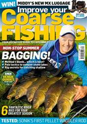 Improve Your Coarse Fishing issue Issue 339