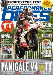 Performance Bikes issue August 2018