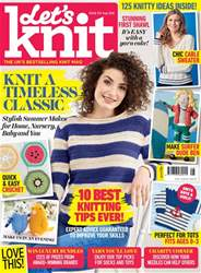 Let's Knit issue Aug-18