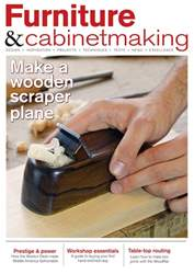 Furniture & Cabinetmaking issue August 2018