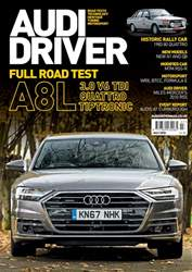 Audi Driver issue July 2018