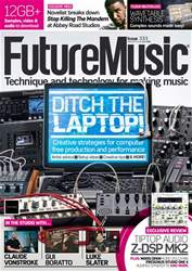 Future Music issue August 2018