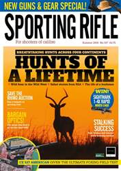 Sporting Rifle issue Summer 2018