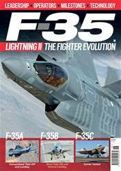 F-35 Lightning II: The Fighter Evolution issue F-35 Lightning II: The Fighter Evolution