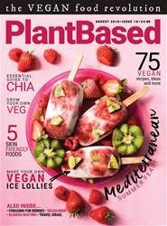 PlantBased issue August 2018