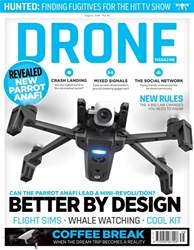Drone Magazine issue Drone Magazine Issue 35