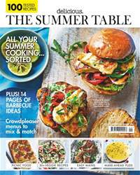 TEG The Summer Table issue TEG The Summer Table