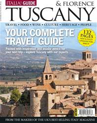 Italia! Guide Magazine Cover