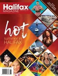Halifax Magazine issue July/Aug 2018