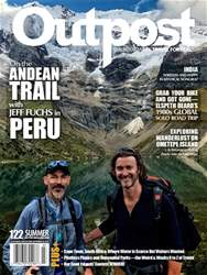 Outpost - Adventure Travel Magazine issue Summer #122