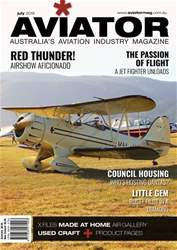 Aviator issue July 2018