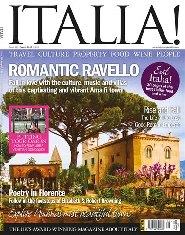 Italia! issue Aug-18