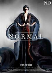 Normal Magazine issue Issue n°10 (English)