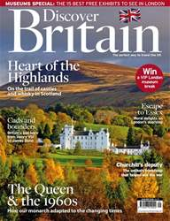 Discover Britain issue August/September 2018