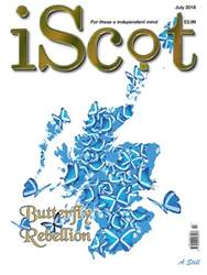 iScot Magazine issue July 2018