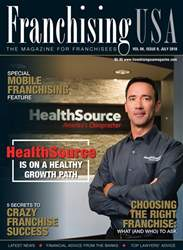 Franchising USA issue July 2018