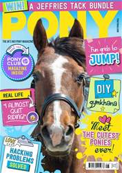 Pony Magazine issue August 2018